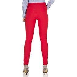 calca vermelha principessa geralda