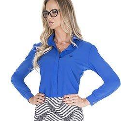 camisa azul bic principessa suzan