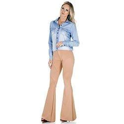 camisa jeans principessa heloisa