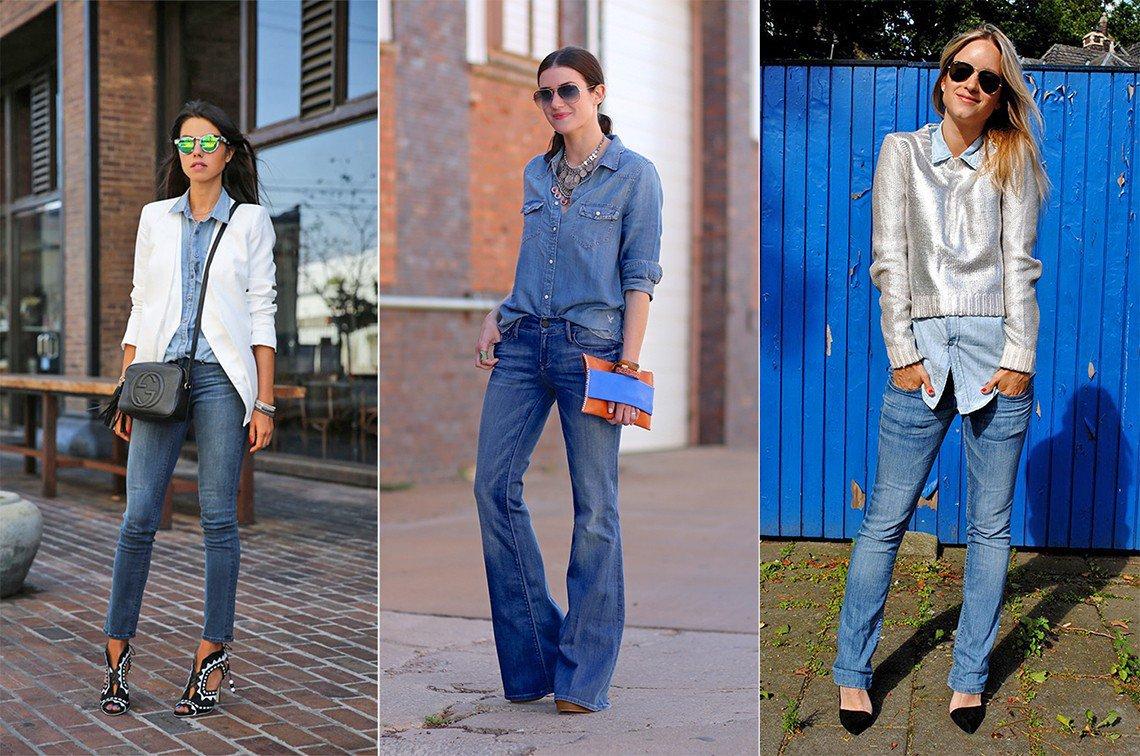 principessa dicas camisa jeans looks como usar shop buy comprar 0