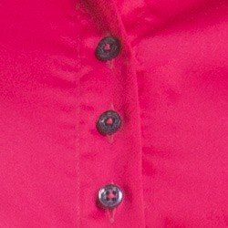 detalhe camisa pink social acetinado principessa danny triplos
