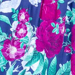 detalhe vestido floral principessa fabi estampa