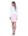 blusa off white com babado e amarracao feminina principessa joice look completo costa