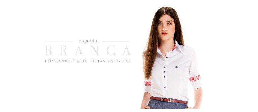 Camisa Branca – Companheira de todas as horas