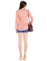 blusa decote v amarracao estampada principessa nane look completo costa