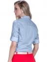 camisa estilosa principessa liane jeans claro look costa