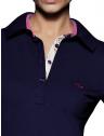 camisa polo feminina marinho principessa mariane