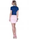 blusa polo feminina principessa nicole marinho look completo costa
