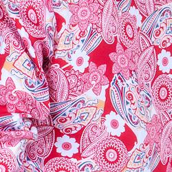 detalhe camisa estampada social principessa angelina tudo sobre o tecido