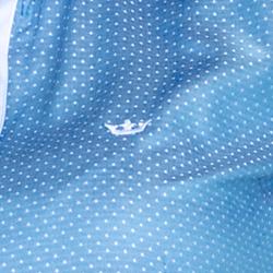 camisa radija linha premium detalhe colarinho tecido fio egipcio