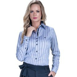 detalhe camisa social premium tecido fio egipcio listrado poa modelagem