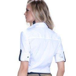 detalhes camisa classica social principessa sabine look modelagem