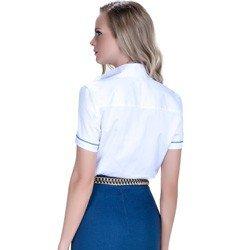 detalhe camisa branca fio egipcio milena look modelagem