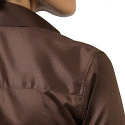 camisa premium fio egipcio principessa anelise detalhes acabamentos