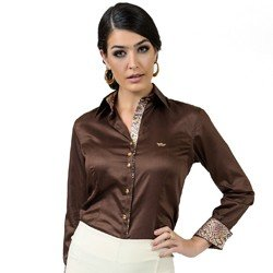 camisa premium fio egipcio principessa anelise detalhes produto