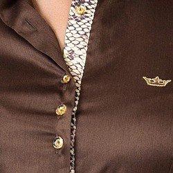 camisa premium fio egipcio principessa anelise detalhes triplo busto