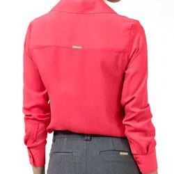 camisa com amarracao principessa rose look amarracao modelagem