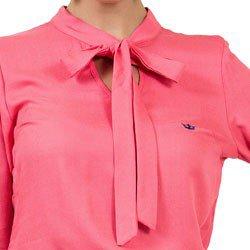 blusa feminina com laco principessa maira look detalhe laco