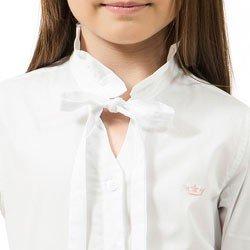 camisa infantil tal mae tal filha principessa luna detalhe babado