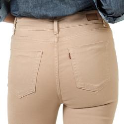 detalhes calca jeans flare cintura cappuccino dz2459