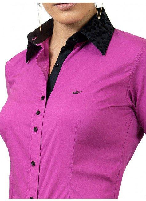... camisa feminina violeta gloria maria · camisa violeta social gloria  maria principessa ... 7d31e1816adda