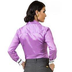 detalhe camisa fio egipcio acetinado premium principessa glaucia look costa