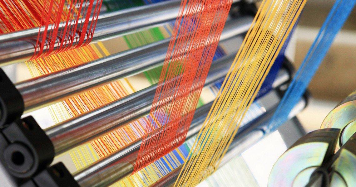 fibras de algodao encolhem