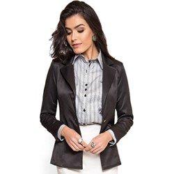 blazer preto feminino social principessa como usar
