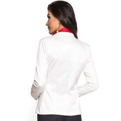 blazer off white social feminino principessa gracieni corte e tecido3