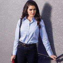 camisa social feminina com bolso principessa thaiza conceito