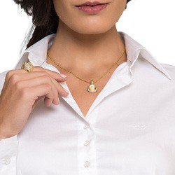 camisa basica branca com elastano feminina principessa roberta look triplos