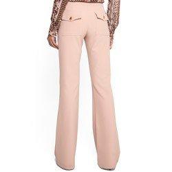 calca flare cintura alta nude feminina principessa nadia look comprar modelagem