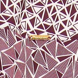 camisa gola de laco estampada principessa ana leticia placa metal