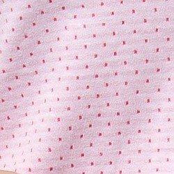 detalhe polo feminina maquinetada rosa principessa graciela malha confort