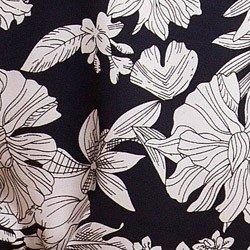 camisa social estampada floral principessa tayane detalhe tecido crepe
