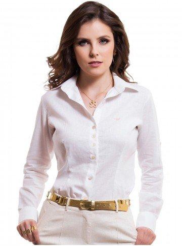 camias de linho feminina principessa paloma look