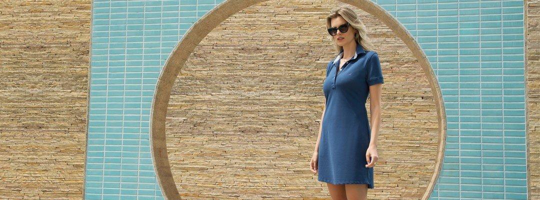vestido polo azul jeans principessa brenda banner conceito