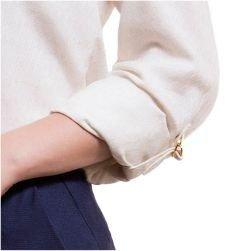 blusa social com martingale