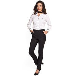 calca preta reta de alfaiataria principessa lorena detalhe como usar