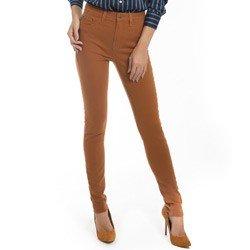 calca skinny feminina caramelo denim zero DZ2560 10 look detalhe