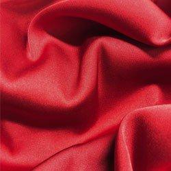 camisa de cetim vermelha principessa alessa tecido toque seda