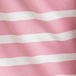 sueter camisa listrado rosa principessa marli detalhe malha