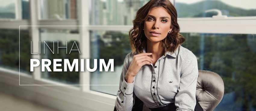 Capa linha Premium 2018