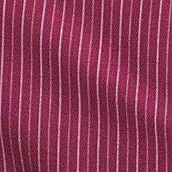 camisa feminina listrada bordo premium principessa kenia detalhe tecido fio egipcio
