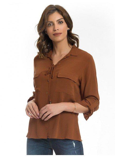 camisa ferrugem principessa augustina
