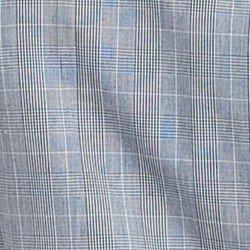 camisa xadrez principe de gales principessa elisabete detalhe fio egipcio
