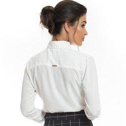 camisa off white principessa irene look modelagme