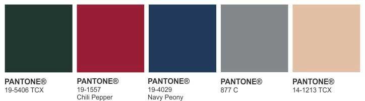 comfy paleta de cores