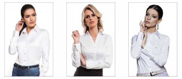 camisa branca principessa