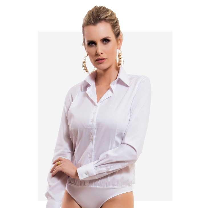 camisa body paola
